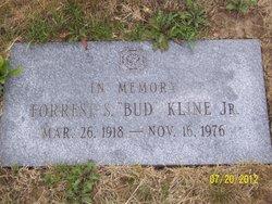 """Forrest Sylvester """"Bud"""" Kline, Jr"""