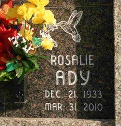 Rosalie Louise <I>Herman</I> Ady