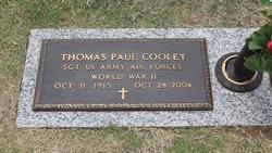 Thomas Paul Cooley