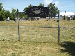 Alexandria United Church Cemetery