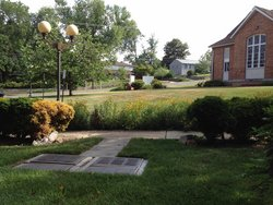 Little Falls Presbyterian Church Memorial Garden