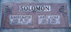 James LaVar Solomon