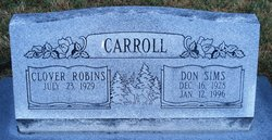 Don Sims Carroll