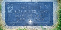 Laura <I>Burton</I> Egbert