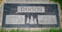 Donna Mae <I>Sewell</I> Dawson