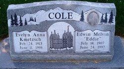 Edwin Melvin Cole, Sr