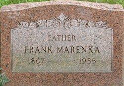 Frank Marenka