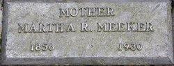 Martha R Meeker