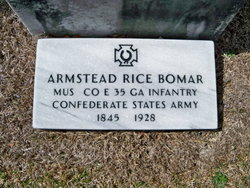 Armstead Rice Bomar