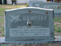 A1C Doyle H. Dempsey