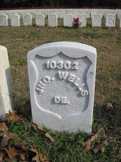 Pvt John Wells