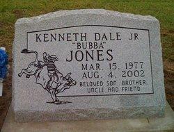 Kenneth Dale Jones, Jr