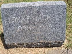 Flora Ellen <I>Anderson</I> Hackney