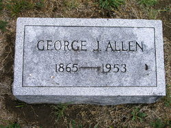 George Julius Allen