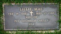 Lillie Mae Garner
