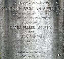 Randolph Morgan Appleton
