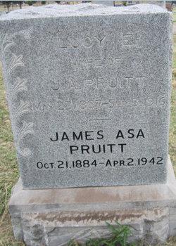 James Asa Pruitt