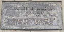 Shirley Grace <I>Young</I> Baldwin