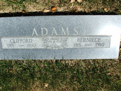 Berniece Adams