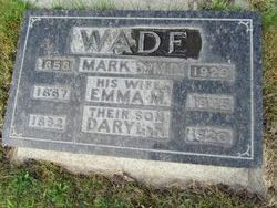 Dr Mark Sweeten Wade
