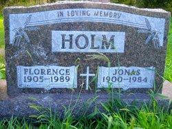 Florence G <I>Ekstrom</I> Holm