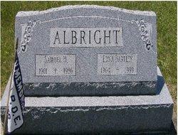Edna Katherine <I>Bartley</I> Albright