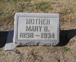 Mary Bricker <I>Fry</I> Egger