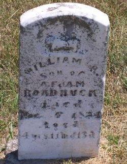 William R Roadruck