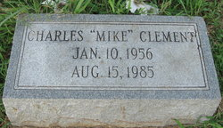 """Charles """"Mike"""" Clement"""