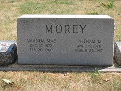 Amanda Mae <I>Enochs</I> Morey