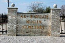 Ar-Rawdah Muslim Cemetery