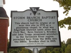 Storm Branch Cemetery