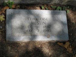 Ethel <I>Case</I> Austin