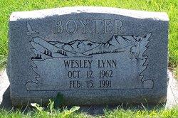 Wesley Lynn Boyter