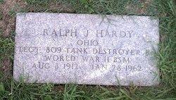 Ralph J. Hardy