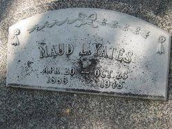 Maud Lucy <I>Warner</I> Yates