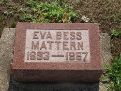 Eva Bess Mattern