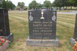 Rev Paul Iwachiw