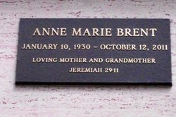 Anne Marie Brent