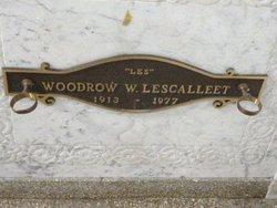 Woodrow W Lescalleet