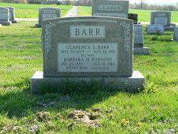 Barbara H <I>Harnish</I> Barr