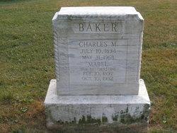 Charles M Baker