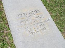 Leona <I>Roberts</I> Redles