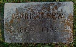 Pvt Mark Camillus Few Sr.