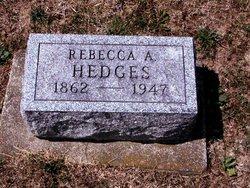 "Rebecca Adeline ""Ada"" <I>McNally</I> Hedges"