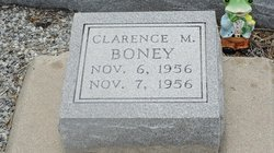 Clarence M Boney