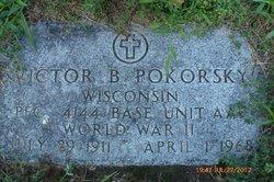 Victor B Pokorsky
