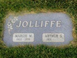 Margie Marie <I>King</I> Jolliffe
