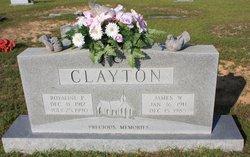 Royaline <I>Parrish</I> Clayton