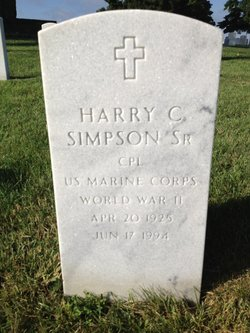 Harry Claude Simpson